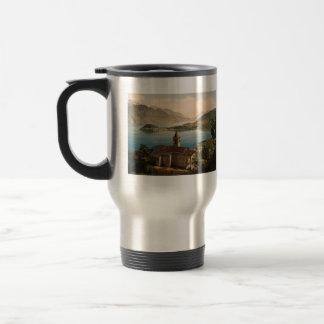 Capello St Angelo, Lake Como, Lombardy, Italy Travel Mug