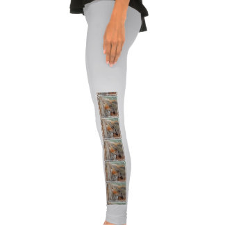 Capercaillie Legging Tights