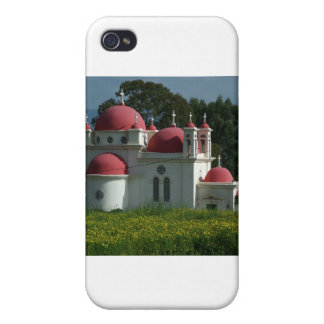 Capernaum the town of the Messiah iPhone 4/4S Covers