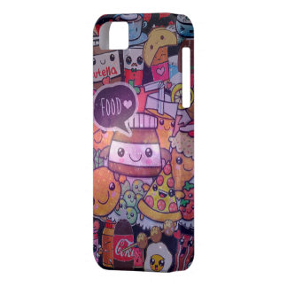 Capinha Food Love Barely There iPhone 5 Case