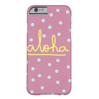 Capinha iPhone 6 ALOHA Barely There iPhone 6 Case