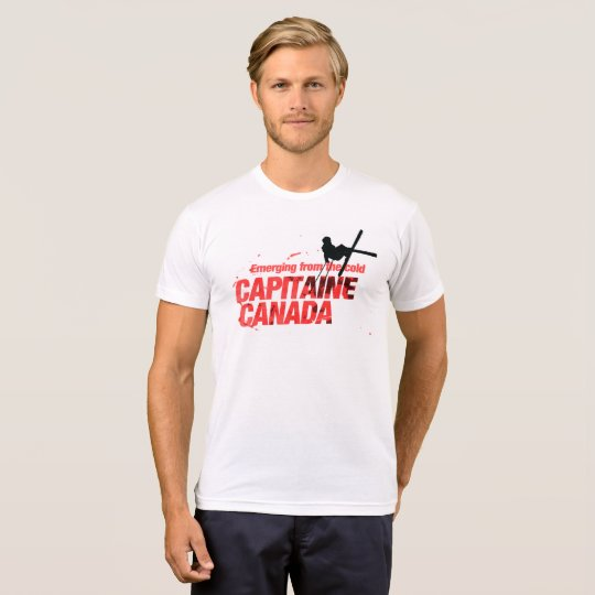 Capitaine Canada Tee