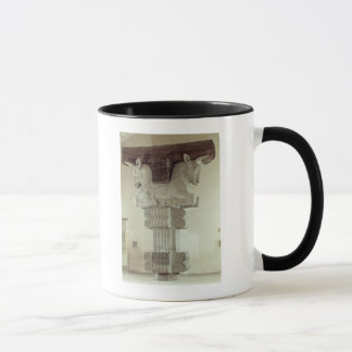 Capital in the Persian style Mug