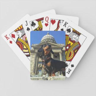 Capital Oscar Playing Cards
