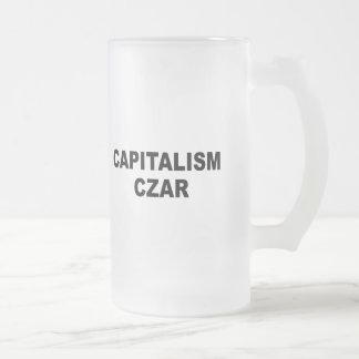 Capitalism Czar Mug