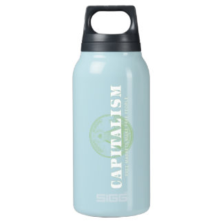 Capitalism Liberty Bottle