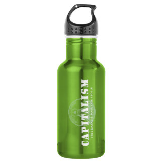 Capitalism Liberty Bottle 532 Ml Water Bottle