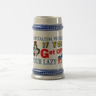 Capitalism Works Mug
