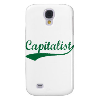 Capitalist Galaxy S4 Case