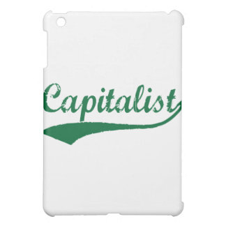 Capitalist iPad Mini Cover