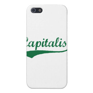 Capitalist iPhone 5 Cover