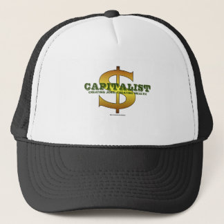Capitalist- Trucker Hat