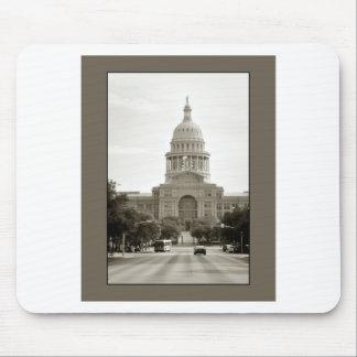 Capitol Building Austin TX Mouse Mats