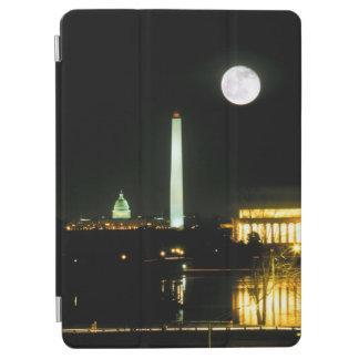 Capitol Building, Lincoln Memorial, Washington iPad Air Cover