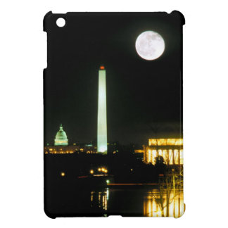 Capitol Building, Lincoln Memorial, Washington iPad Mini Cover
