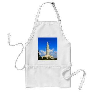 capitol building louisiana baton rouge government standard apron