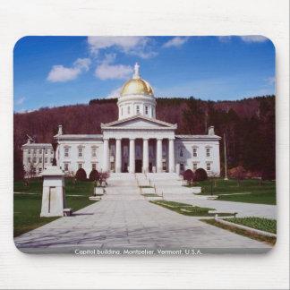 Capitol building, Montpelier, Vermont, U.S.A. Mousepads