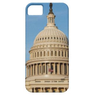 Capitol Building shot at dusk iPhone 5 Case
