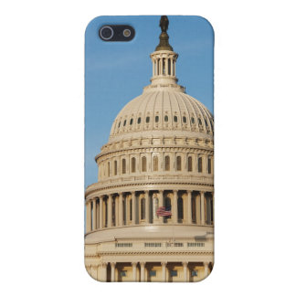 Capitol Building shot at dusk iPhone 5/5S Covers