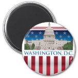 Capitol Building - Washington DC Refrigerator Magnets