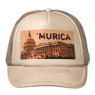 Capitol Building Washington DC Murica America 1900 Trucker Hats