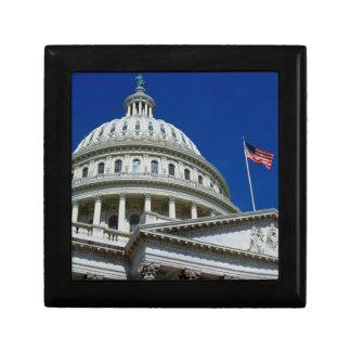 Capitol Building, Washington, USA Gift Box