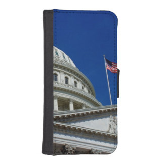 Capitol Building, Washington, USA iPhone SE/5/5s Wallet Case
