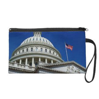 Capitol Building, Washington, USA Wristlets