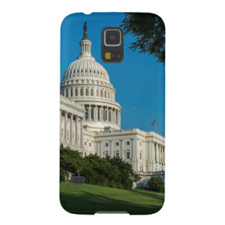 Capitol Building West View Cases For Galaxy S5