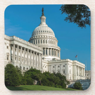 Capitol Building West View Coaster