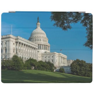 Capitol Building West View iPad Cover