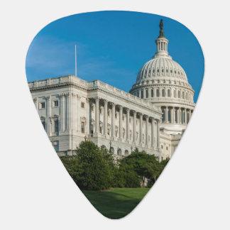 Capitol Building West View Plectrum