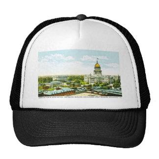 Capitol Centennial Building, Springfield, Illinois Trucker Hat