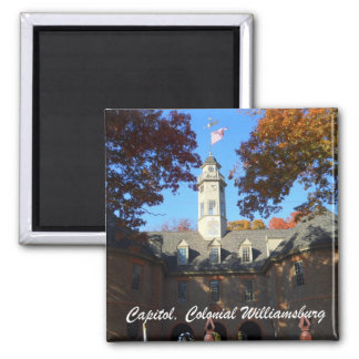 Capitol Colonial Williamsburg Refrigerator Magnets