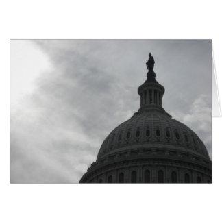 Capitol Dome * Washington D.C. Card