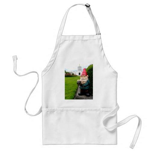 Capitol Lawn Gnome Apron
