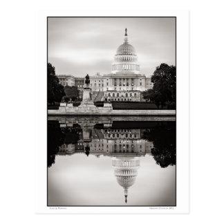 Capitol Morning Postcard