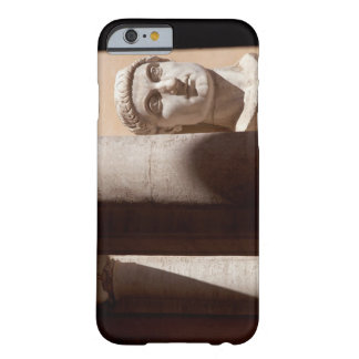 Capitol museum, bust face of emperor constantine barely there iPhone 6 case