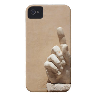 Capitol Museum, hand  from emperor constantine Case-Mate iPhone 4 Case