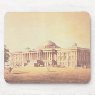 Capitol of the United States, engraved by Mouse Mat