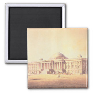 Capitol of the United States, engraved by Square Magnet