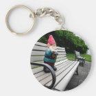 Capitol Park Gnome Key Ring