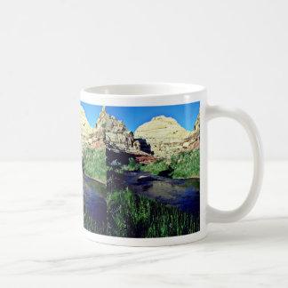 Capitol Reef Formation - Capitol Reef National Par Basic White Mug