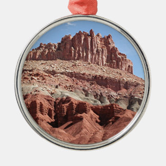 Capitol Reef National Park, Utah, USA 3 Christmas Ornament