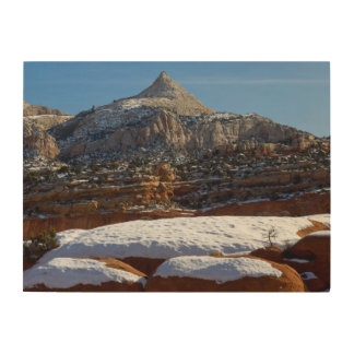 Capitol Reef National Park, Utah, USA 5 Wood Wall Art