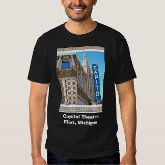 Capitol Theatre, Flint MI Tshirt