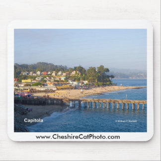 Capitola California Products Mouse Pads