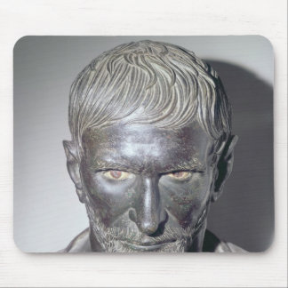 Capitoline Brutus, 4th-3rd century BC Mouse Pad