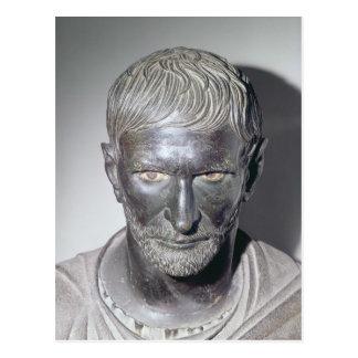 Capitoline Brutus, 4th-3rd century BC Postcard