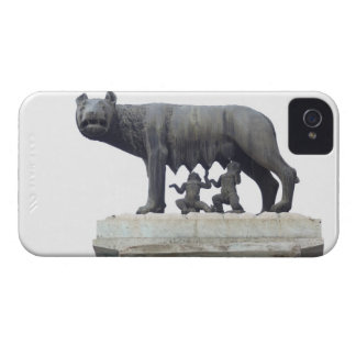 Capitoline Wolf Statue (She-wolf suckling), Case-Mate iPhone 4 Cases